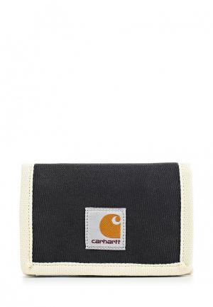 Кошелек Carhartt. Цвет: черный