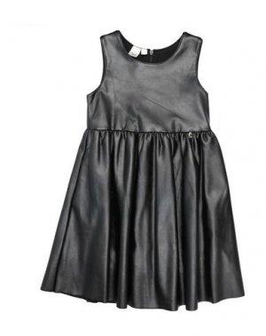Платье iDO by MINICONF. Цвет: черный