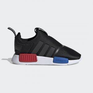 Кроссовки-слипоны NMD 360 Originals adidas. Цвет: черный