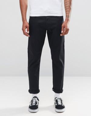Черные чиносы с 5 карманами Ftm 685949-010 Nike SB