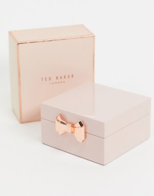 Маленькая шкатулка для украшений -Розовый Ted Baker