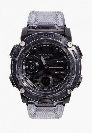 Часы Casio G-SHOCK. Цвет: серый