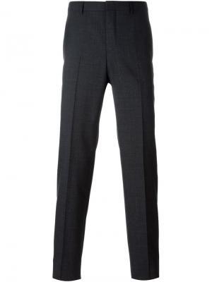 Классические брюки Givenchy. Цвет: серый