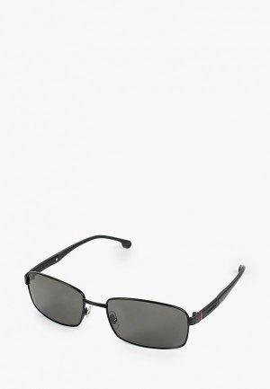 Очки солнцезащитные Carrera 8037/S 003. Цвет: черный