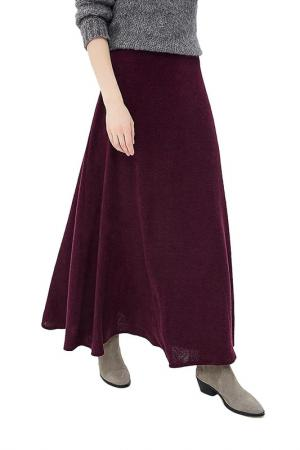 Юбка макси Alina Assi. Цвет: фиолетовый