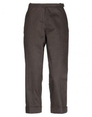 Повседневные брюки ANTONIO MARRAS. Цвет: темно-коричневый