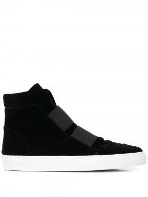 Slip on hi-top sneakers Alberto Fermani