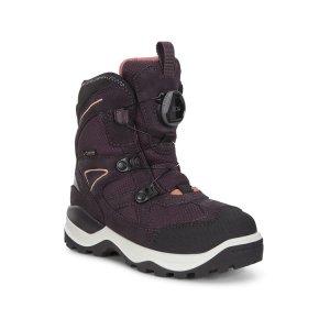 Ботинки высокие SNOW MOUNTAIN ECCO. Цвет: красный