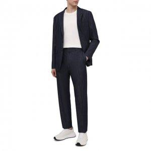 Джинсовый костюм Dsquared2. Цвет: синий
