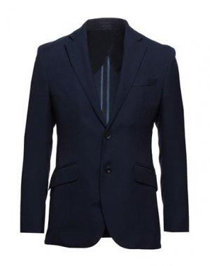 Пиджак HACKETT. Цвет: темно-синий