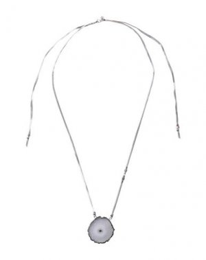 Ожерелье CHAN LUU. Цвет: светло-серый
