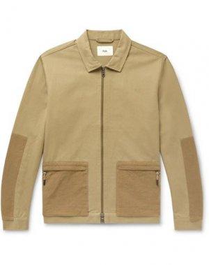 Куртка FOLK. Цвет: верблюжий