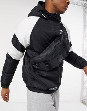 Черная сумка-кошелек NFL Oakria-Черный цвет New Era