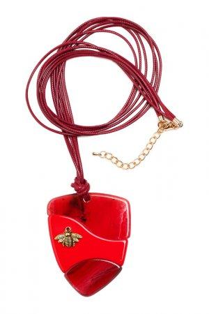 Кулон FRANSUA ARDY. Цвет: красный