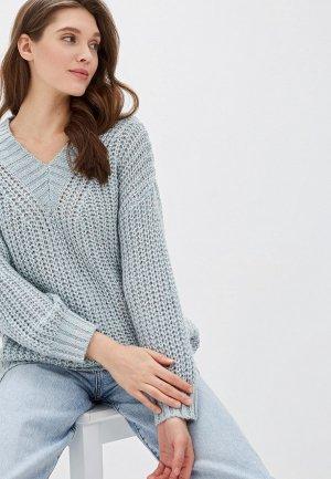 Пуловер Top Secret. Цвет: голубой