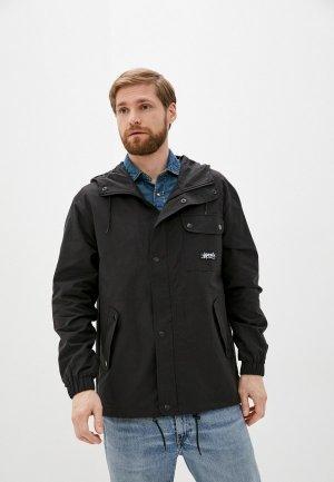 Куртка Anteater. Цвет: черный