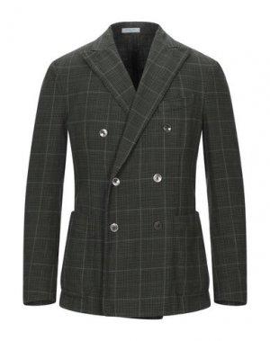 Пиджак BOGLIOLI. Цвет: темно-зеленый