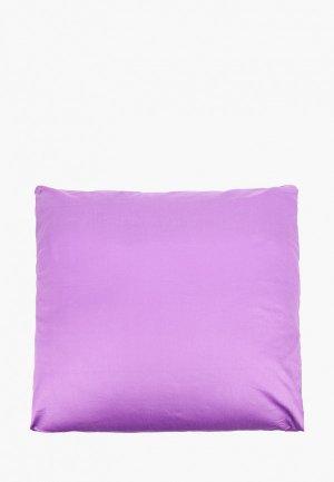 Комплект наволочек Dream Time 70х70 см. Цвет: фиолетовый