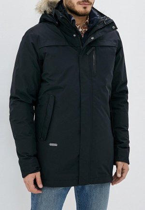Пуховик Bergans of Norway Sagene 3in1 Jkt. Цвет: черный