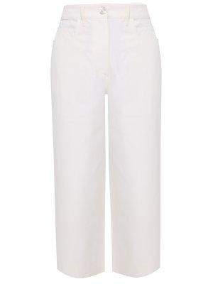 Широкие укороченные джинсы KENZO