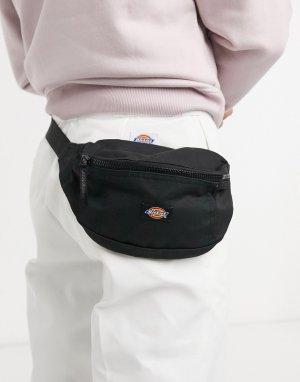 Черная сумка-кошелек на пояс Blanchard-Черный цвет Dickies