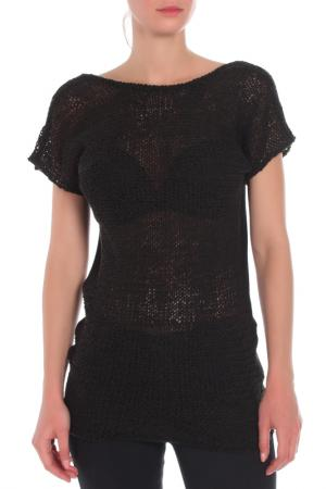 Блузка CNC Costume National C'N'C. Цвет: черный