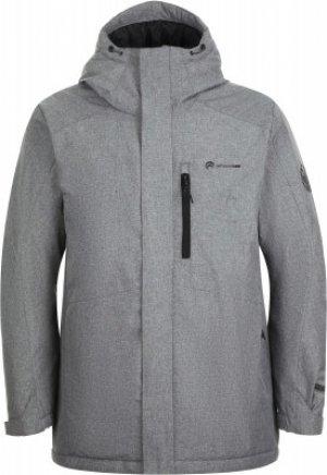 Куртка утепленная мужская , размер 50 Outventure. Цвет: серый