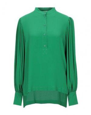 Блузка 8PM. Цвет: зеленый