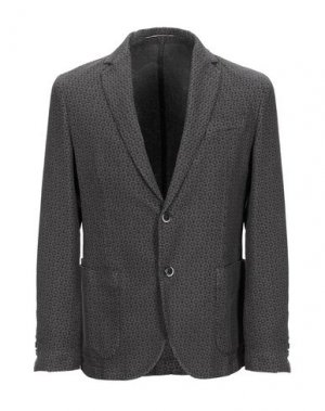 Пиджак RODA. Цвет: темно-коричневый