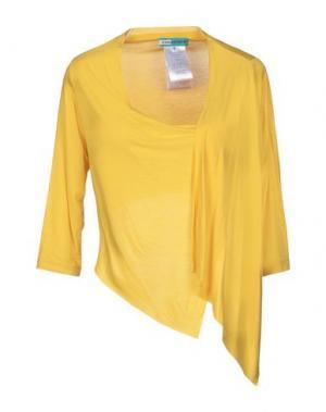 Кардиган ANNARITA N. Цвет: желтый