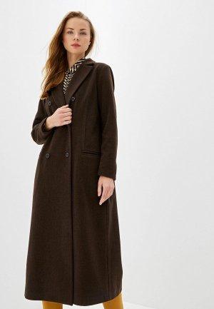 Пальто Vis-a-Vis. Цвет: коричневый