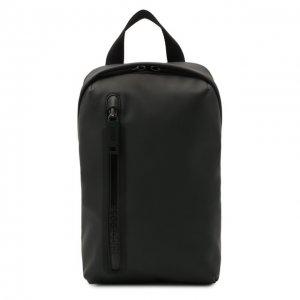 Рюкзак BOSS. Цвет: чёрный