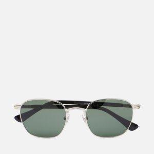 Солнцезащитные очки PO2476S Persol. Цвет: серебряный