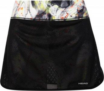 Юбка-шорты женская Smash, размер 42-44 Head. Цвет: черный