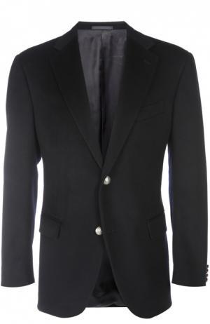 Пиджак Andrea Campagna. Цвет: темно-синий