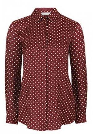 Блуза FABIANA FILIPPI. Цвет: бордовый