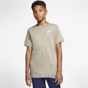 Футболка для школьников Sportswear - Черный Nike