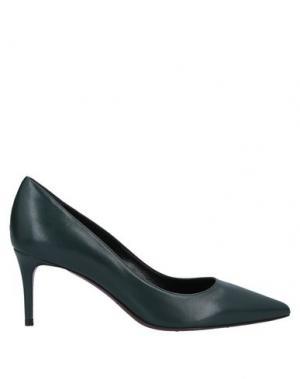 Туфли DEIMILLE. Цвет: темно-зеленый