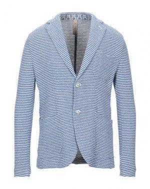 Пиджак TWENTY-ONE. Цвет: синий