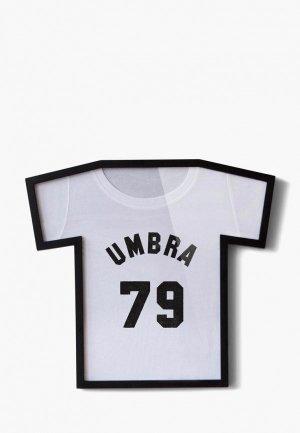 Фоторамка Umbra T-frame. Цвет: черный