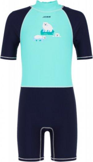 Плавательный костюм для мальчиков , размер 122 Joss. Цвет: синий