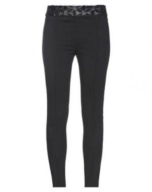 Повседневные брюки H2O ITALIA. Цвет: черный