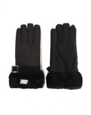 Перчатки AUSTRALIA LUXE COLLECTIVE. Цвет: черный