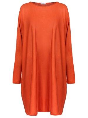 Вязаное платье из шелка MALO