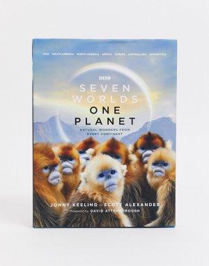 Книга Seven Worlds One Planet-Мульти Books