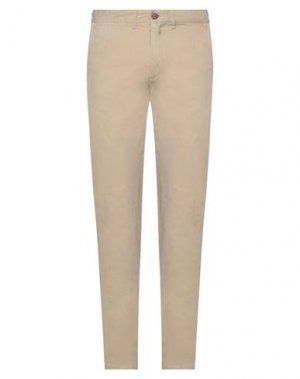 Повседневные брюки TOMMY HILFIGER. Цвет: песочный