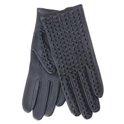 Перчатки PERFO TRESSE темно-синий AGNELLE