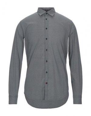 Pубашка HAMAKI-HO. Цвет: черный