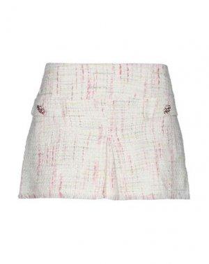 Мини-юбка CELYN B.. Цвет: светло-розовый