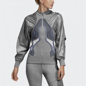 Свитер Midlayer by Stella McCartney adidas. Цвет: серый